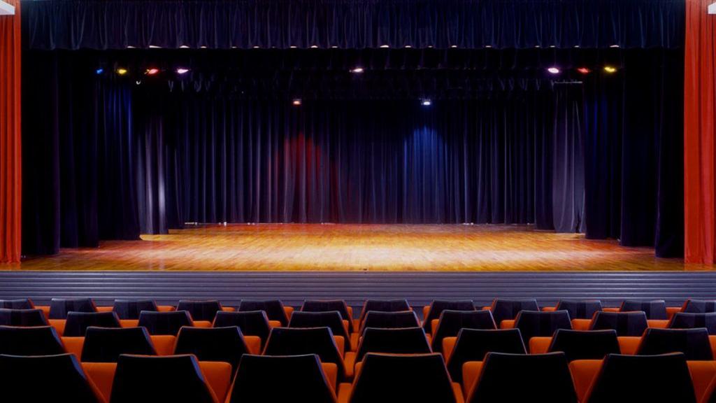 LED سالن کنسرت